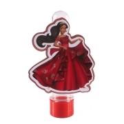 Lembrancinha Tubete Personagem Elena de Avalor Dançando