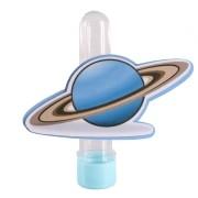 Lembrancinha Tubete Galáxia Planeta Saturno