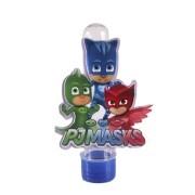 Lembrancinha Tubete Personagem Heróis PJ Masks