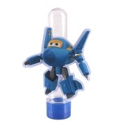 Lembrancinha Tubete Personagem Jerome do Super Wings