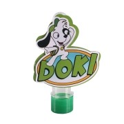 Lembrancinha Tubete Personagem Logo do Desenho Doki
