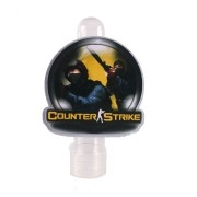 Lembrancinha Tubete Personagem Logo Jogo Counter Strike