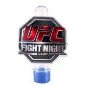 Lembrancinha Tubete Personagem Logo UFC Fight Night