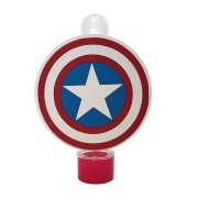 Lembrancinha Tubete Personagem Símbolo Capitão América