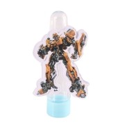 Lembrancinha Tubete 3D Transformers Bumblebee