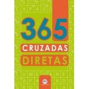 Liivro 365 Cruzadas Diretas Desafios Inteligentes - Ciranda Cultural