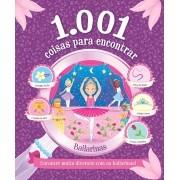 Livro 1.001 Coisas Para Encontrar Bailarinas Ciranda Cultural