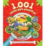Livro 1.001 Coisas Para Encontrar Dinossauros Ciranda Cultural