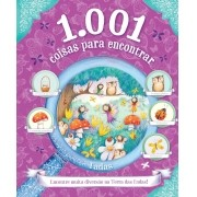 Livro 1.001 Coisas Para Encontrar Fadas Ciranda Cultural
