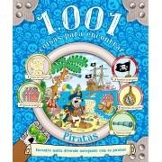Livro 1.001 Coisas Para Encontrar Piratas Ciranda Cultural