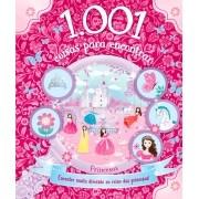 Livro 1.001 Coisas Para Encontrar Princesas Ciranda Cultural