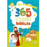 Livro 365 Atividades Bíblicas para Crianças - Ciranda Cultural