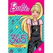 Livro 365 Atividades E Desenhos Para Colorir Barbie - Ciranda Cultural