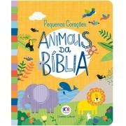 Livro Animais da Bíblia Pequenos Corações - Ciranda Cultural