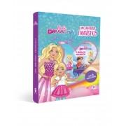 Livro Aquarela Barbie Dreamtopia Um universo fantástico - Ciranda Cultural