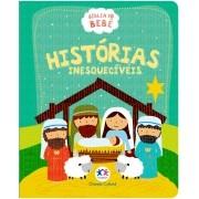 Livro Bíblia do Bebê Histórias inesquecíveis - Ciranda Cultural