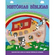 Livro Histórias Bíblicas Levante a Aba e Descubra - Cirand Cultural