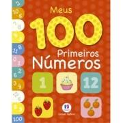 Livro Meus 100 Primeiros Números - Ciranda Cultural