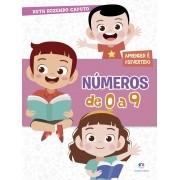 Livro Números De 0 A 9 - Aprender é Divertido - Ciranda Cultural
