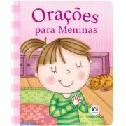 Livro Orações para Meninas - Conversa com Deus - Ciranda Cultural