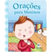 Livro Orações para Meninos - Conversa com Deus - Ciranda Cultural