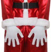 Luva de Papai Noel