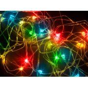 Luz Led Multicor 3m a Pilhas