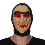 Máscara Látex Halloween Bruxa