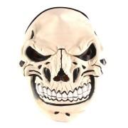 Máscara Látex Halloween Caveira