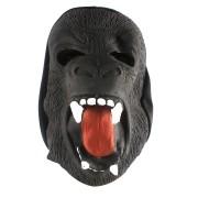 Máscara Látex Halloween Gorila