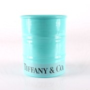 Mini Tonel Azul Tiffany & Co. Topline