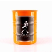 Mini Tonel Laranja Johnnie Walker