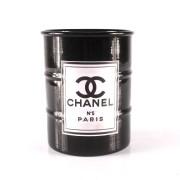 Mini Tonel Preto Chanel