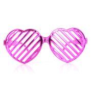 Óculos Chic Persiana Metalizado