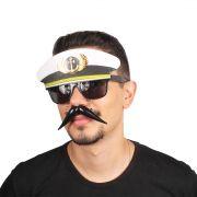 Óculos Marinheiro com Bigode