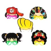 Óculos Máscara Johnny Bravo, Chiquinha e outros