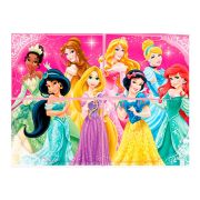 Painel 126X88 Princesas Un