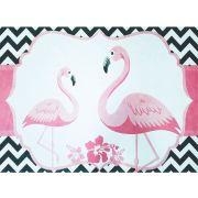 Painel de Festa TNT Flamingo