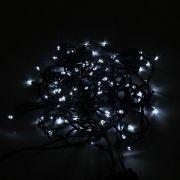 Pisca Pisca LED Branco com Fio Verde - 110V