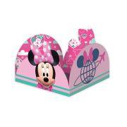 Porta Forminhas Minnie Rosa 50Un