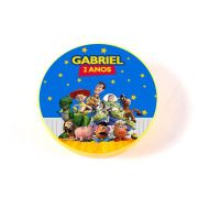 Potinho Plástico Personalizado Toy Story