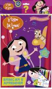 Revista De Atividades Show Da Luna Com Giz De Cera - Ciranda Cultural