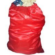 Saco de Papai Noel Vermelho 69x99cm