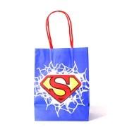 Sacola de Papel Kraft Superman unidade