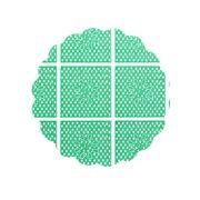 Tapetinho 7Cm Verde