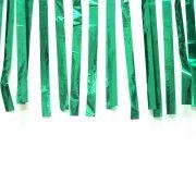 Varal de Fitas Metalizadas Verde com 10 Metros