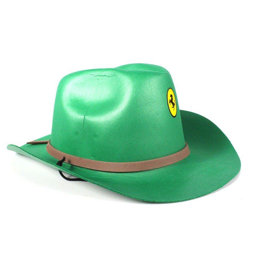 23 Chapéu Cowboy Eva Infantil