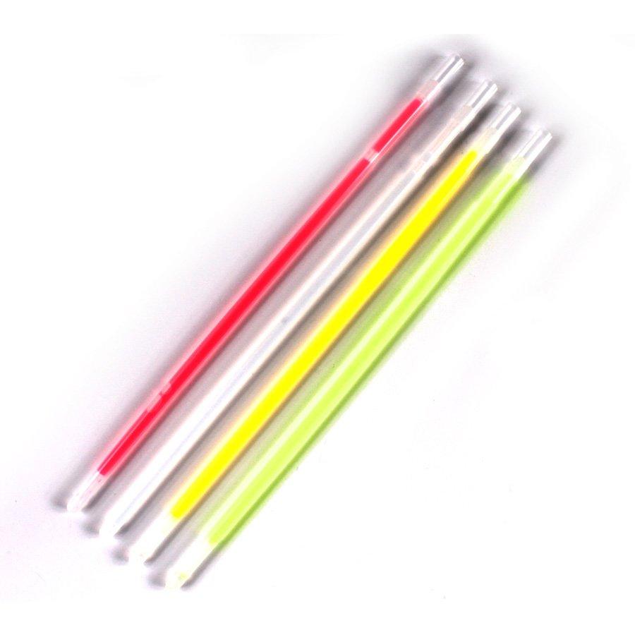 25 Colares Piscas 100 Pulseiras Neon