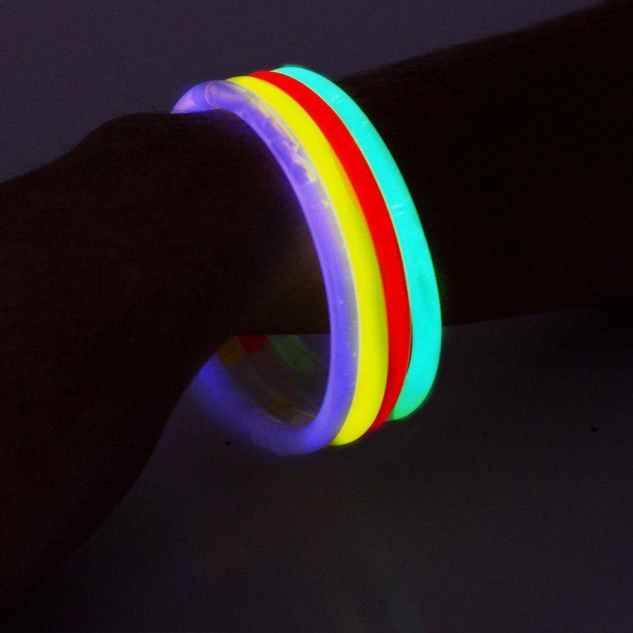 300 Pulseiras De Neon + Kit Noivos