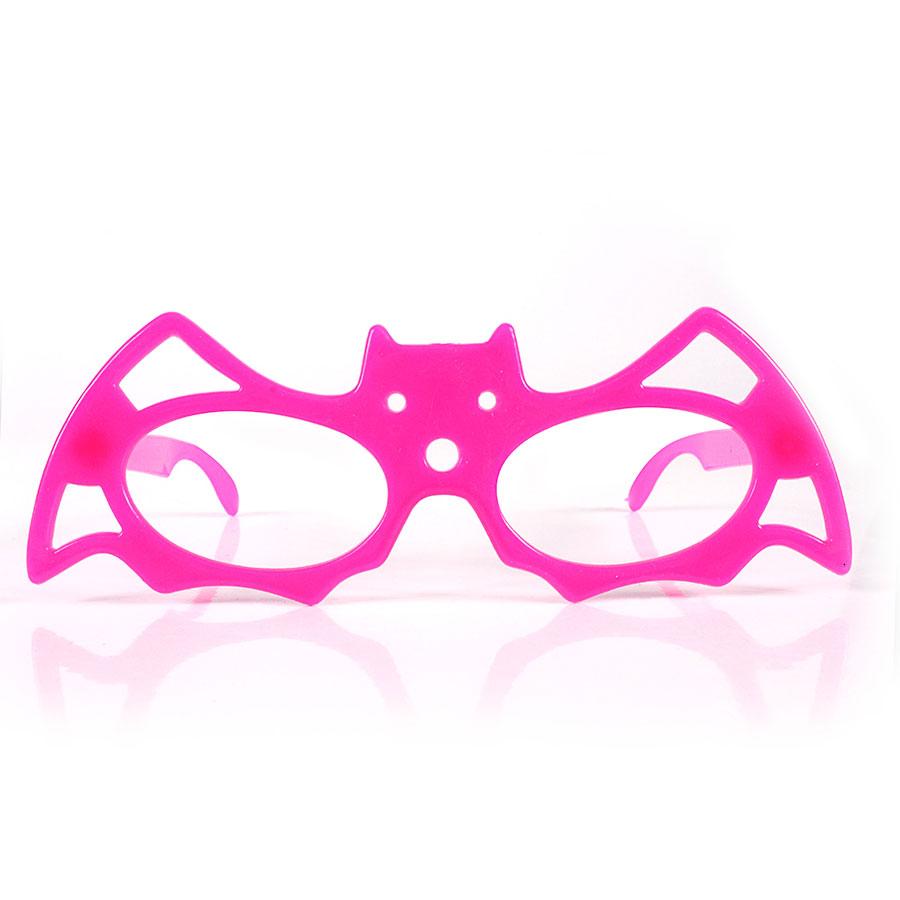 Óculos Bat Morcego Sem Lente